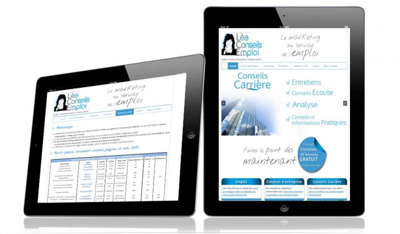 realisation-site-internet-lea-conseils-emploi